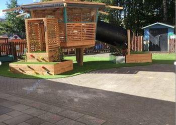 New Nursery outdoor equipment
