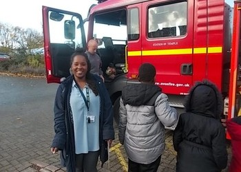Avon Fire and Rescue Service visit