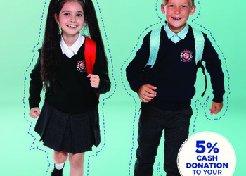 My Clothing - our new supplier of embroidered school uniform