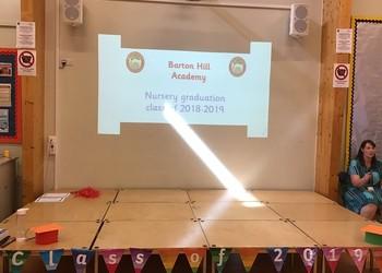 Nursery Graduation