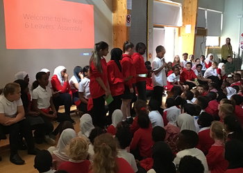 Year Six Leavers Assembly