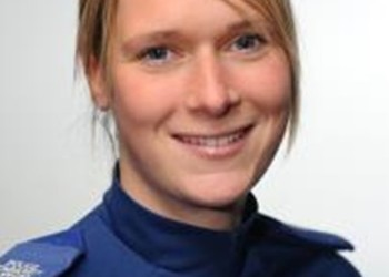 Introducing school PCSO Hayley Bickford