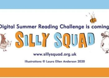 Don't miss The Reading Agency's Summer Reading Challenge!