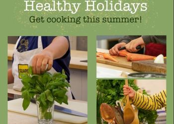 Healthy Holidays - Launching Tuesday 21st July