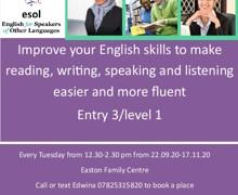 Improve English skills advanced