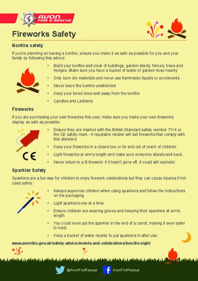 Fireworks Safety pdf