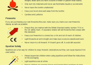Firework Safety