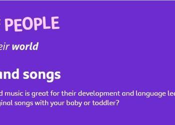 BBC Tiny, Happy, People nursery rhymes