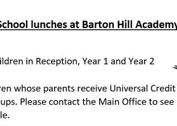School Lunches information