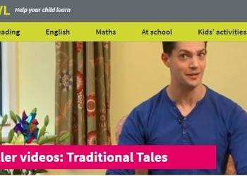 Oxford Owl: Storyteller Video's