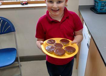 Baking treat