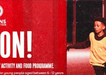 Robins Foundation - FREE Summer Holiday Activity Programme