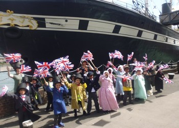 SS Great Britain Year 1 trip